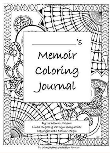 Memoir Coloring Journal